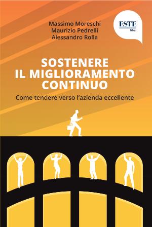 Copertina libro Sostenere il Miglioramento Continuo